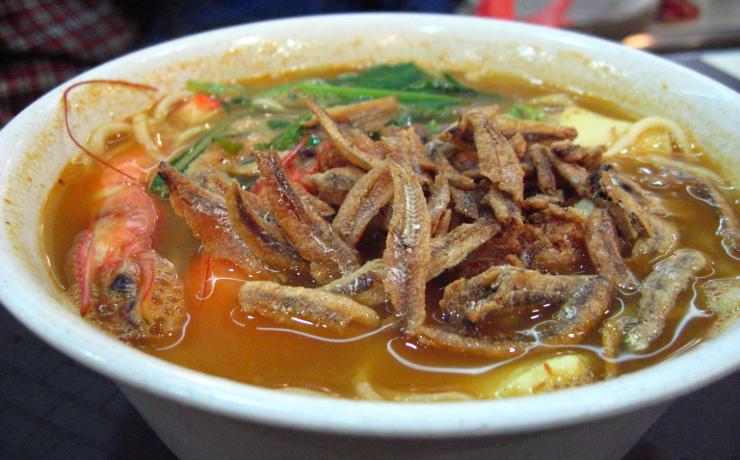 Foto: Singapore Hawker Food